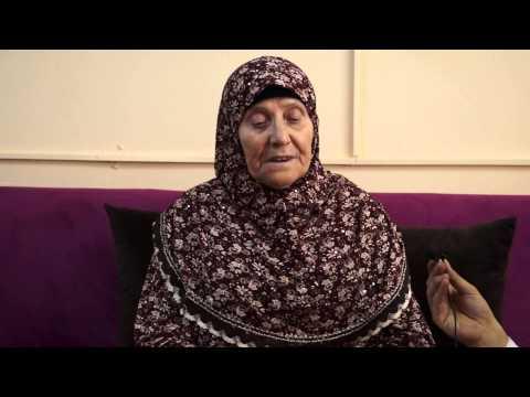 Ümitköy Huzurevi Sakinlerinden Sultan Teyze ile Röportaj