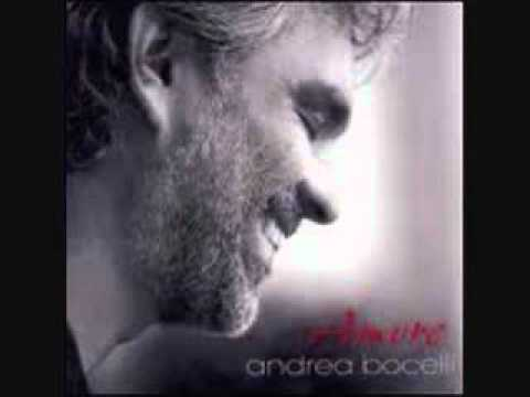 Andrea Bocelli Feat Stevie Wonder   Canzoni Stonate