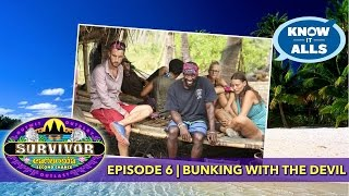 Survivor Cambodia Episode 6 Recap | Know-It-Alls LIVE | Oct 28, 2015