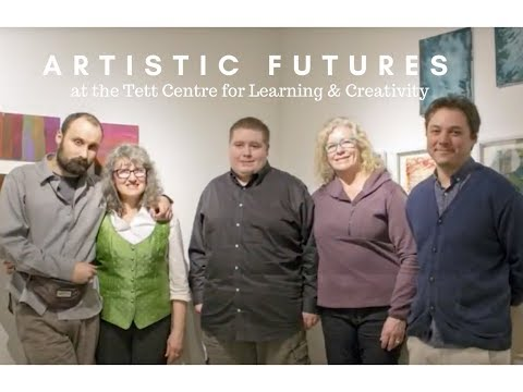 Artistic Futures with Gabrielle Deerman of Salmon River Studios
