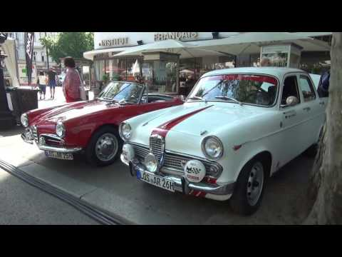 Oldtimer Classic Cars - Classic Days