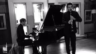 Debussy - Première rhapsodie by Anthony Friend & Joseph Havlat