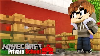 New School | Minecraft Private School [S1: Ep.1 Minecraft Roleplay Adventure]