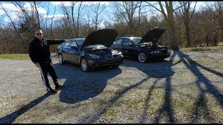 BMW 5 Series BMW E39 VS BMW E60 Side By Side Comparison Which One Should You Buy ??