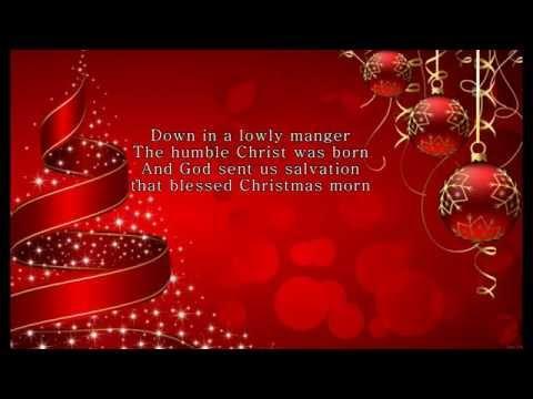 Christmas Carol- Go Tell it on The Mountain Lyrics HD