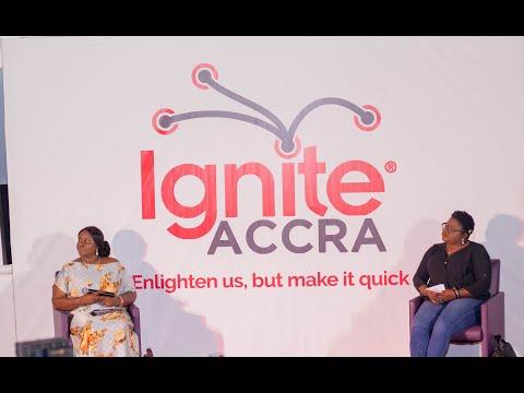 Achieving Career Success • Panel Session • Ignite Accra