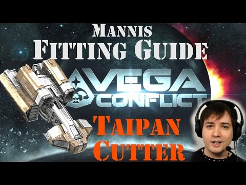 Vega Conflict Fitting Guide: Taipan Cutter Brutal Effectiveness (Mk 1)