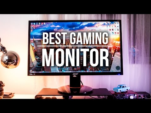 Acer XB270HU - Best Gaming Monitor Ever!