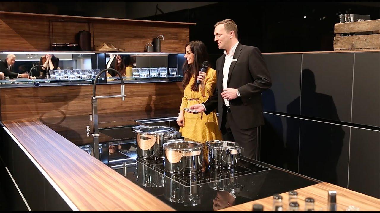 Designküchen von Zeyko - Interview von der Living Kitchen 2017 ... | {Zeyko küchen 2017 38}
