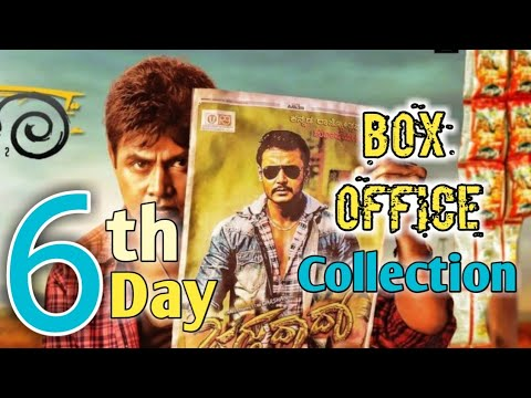 Rambo 2 6th Day Worldwide Box Office Collection | Rambo 2 Kannada Movie 6th Day Collection | Rambo 2
