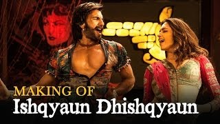 Making of (Ishqyaun Dhishqyaun) (Video Song) | Goliyon Ki Raasleela Ram-leela
