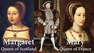 Henry VIII's Sisters