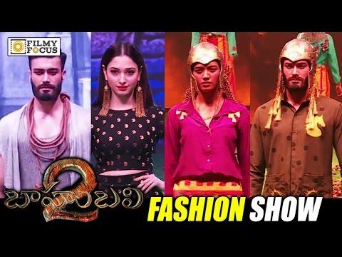 Baahubali 2 Fashion Show : Clothing Inspired By Bahubali 2 | Tamanna, Prabhas, Rana - Filmyfocus.com