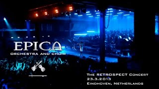 EPICA -LIVE- Retrospect Concert 02 Unleashed,Matyr of the free Word, HD Sound,10th anniversary, 2013
