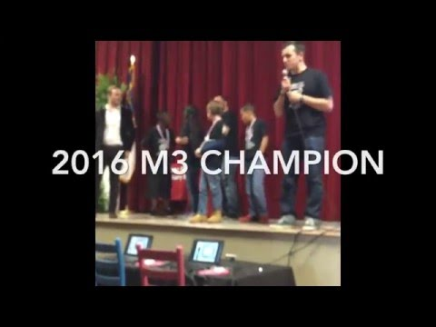 M3 2016 - Tabor City Elementary School