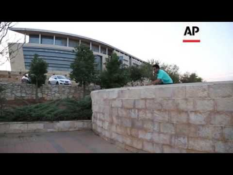 Amman parkour team appeal to train in gyms
