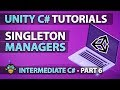 Unity C# Tutorial: Intermediate: 06 - Si