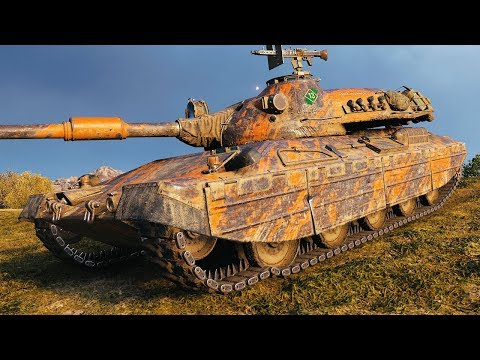 Progetto 65 - WINNING MAP STRATEGY - World Of Tanks Gameplay