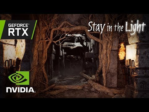 Stay in the Light – Ray Tracing as Gameplay Mechanic