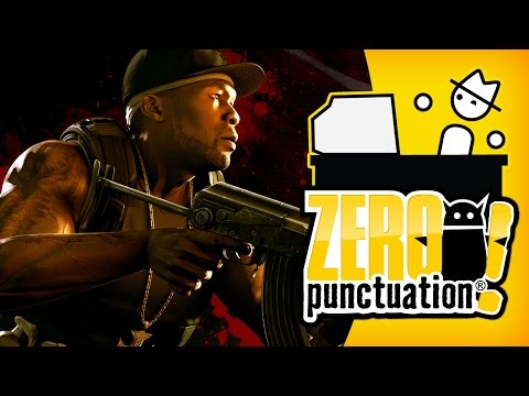 50 CENT: BLOOD ON THE SAND (Zero Punctuation) - YouTube