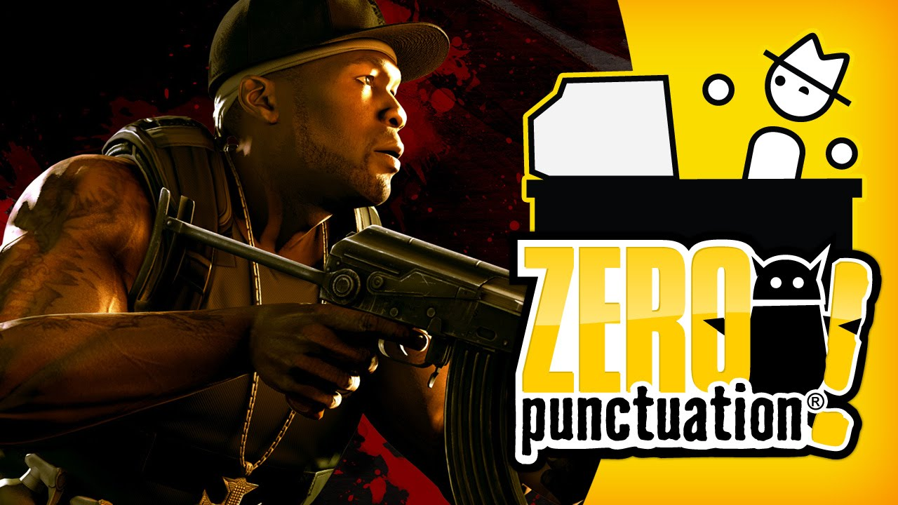 50 Cent Blood On The Sand Zero Punctuation