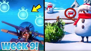 Fortnite Week 9 Challenges! Fortnite Week 9 Season 7 Challenges Guide! Fortnite Week 9 Leaked!