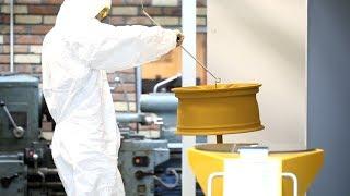 Порошковая покраска дисков, ремонт дисков Thomi Felgen(http://thomifelgen.ru/services/Pokraska_diskov/?utm_source=Youtube&utm_medium=%D0%9F%D0%BE%D0%BA%D1%80%D0%B0%D1%81%D0%BA%D0 ..., 2013-11-09T12:03:57.000Z)