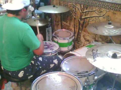 NevershoutNever! - Smelyalata (Drum Cover)