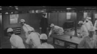 日本海軍・海兵団「罰直・蜂の巣」