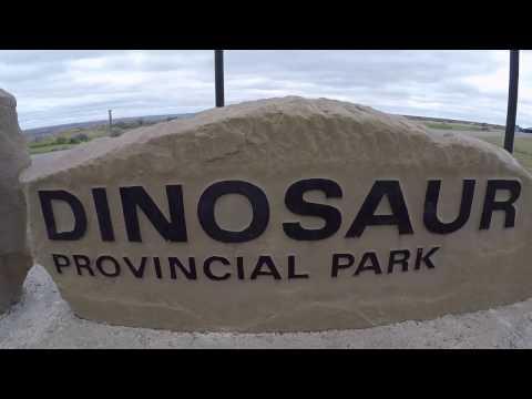 Dinosaur Provincial Park, Alberta, Canada.