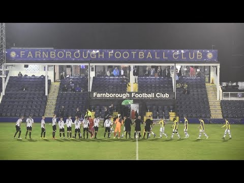 2017-09-27 | Farnborough vs Dorchester Town | Highlights
