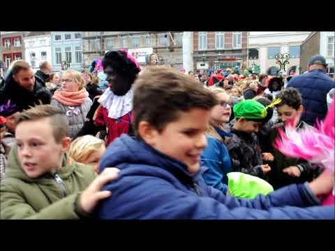 Sinterklaas intocht 2017 Bergen op Zoom