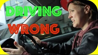 HELLO HARTO: DRIVING ON THE WRONG SIDE OF THE ROAD