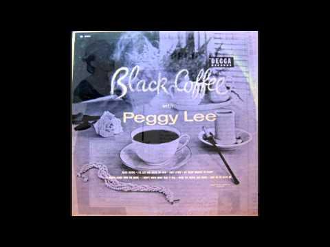 Peggy Lee. Black Coffee