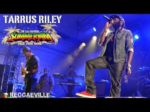 Tarrus Riley - Good Girl Gone Bad @ SummerJam 7/5/2013