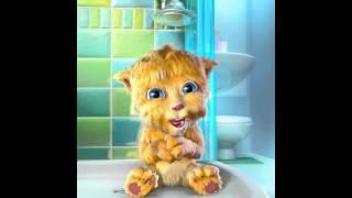 talking ginger super no me quiero bañar