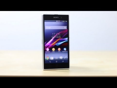 Review: Sony Xperia Z1 (Deutsch) | SwagTab