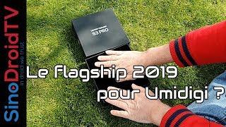 UMIDIGI S3 Pro, déballage et présentation d'un smartphone céramique