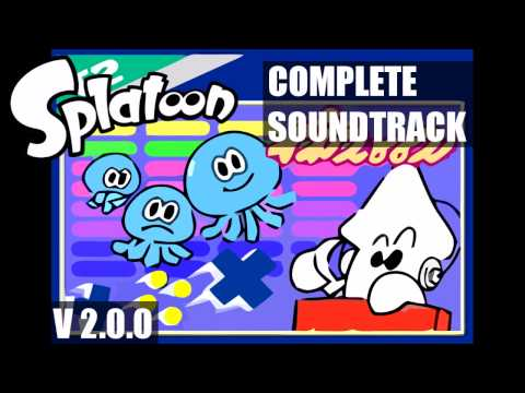 Splatoon - Complete Soundtrack 2.0.0 - High Quality