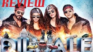 Dilwale - Movie Review | Shah Rukh Khan | Kajol | Varun Dhawan | Kriti Sanon