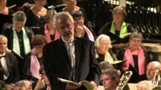 Paulus de Mendelssohn, air de basse : Gott sei mir gnädig