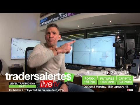# Hello Traders émission du 15/01/18