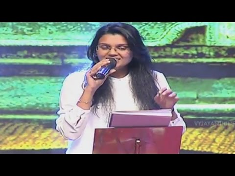Music Director Radhan Live Performance - Yevade Subramanyam Audio Launch Live - Nani, Malavika Nair