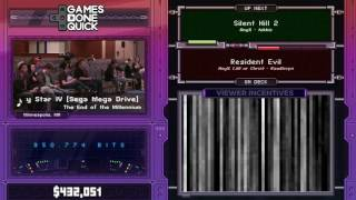 Silent Hill 2 by Tekkie in 52:10 - SGDQ2017 - Part 52