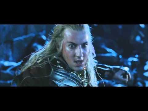 Les elfes dans le seigneur des anneaux n 3 haldir youtube - Tatouage seigneur des anneaux ...