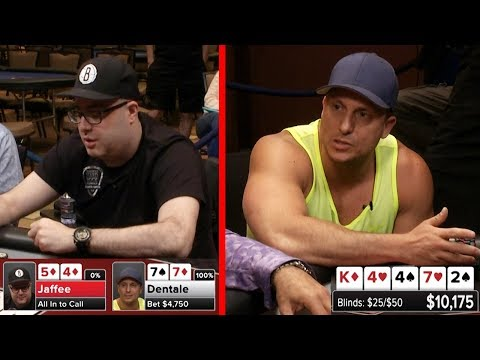 "Jaffee CALLS OUT Dentale's ""Scummy Play"" 