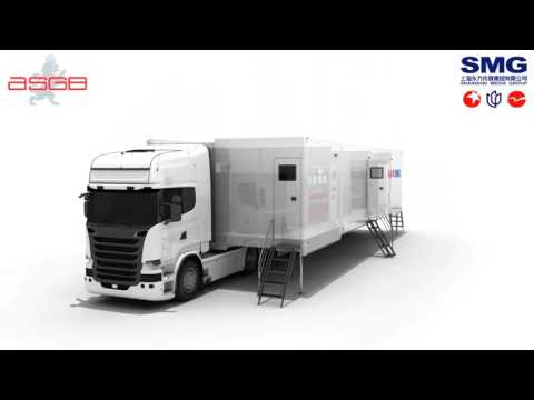 SMG 4k OB Van (2014)