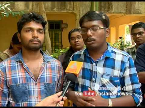Government Victoria College's Pathetic condition students start protest