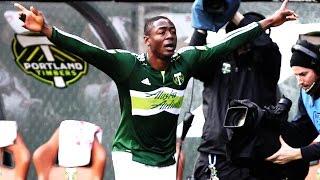 GOAL: Fanendo Adi rips it in off a cross | Vancouver Whitecaps vs. Portland Timbers