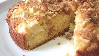 Apple Cake Recipe | Best Ever Apple Cake